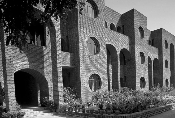 A journey of 100 years of Architecture in India | Part 02 - 1974-78 The Modern School, Vasant Vihar Delhi