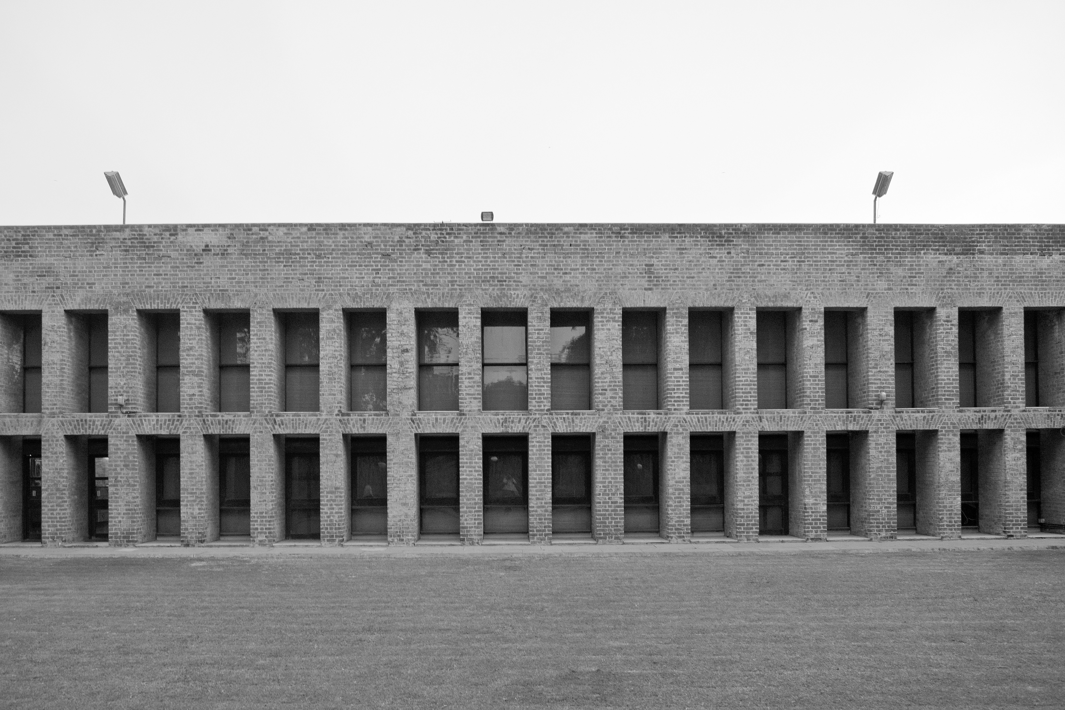 A journey of 100 years of Architecture in India | Part 03 - 1975-1982 Management Development Centre, Ahmedabad
