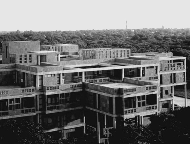 A journey of 100 years of Architecture in India | Part 03 - 1975-89 Central Institute of Educational Technology New Delhi