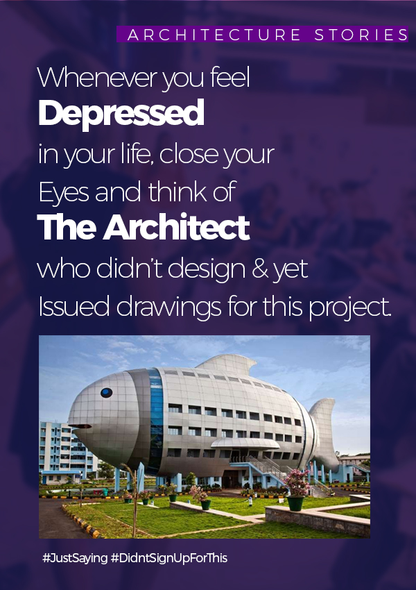 Just Think of The Architect