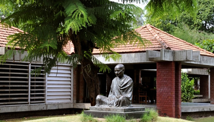 17 Offbeat Places in India Every Architect Must Visit - Sabarmati Ashram by Charles Correa