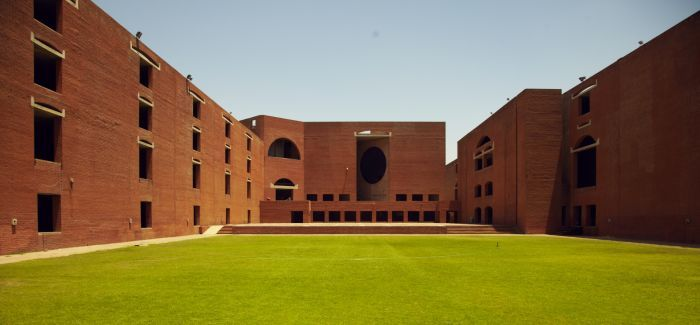 17 Offbeat Places in India Every Architect Must Visit - IIM Ahmedabad by Luis Kahn