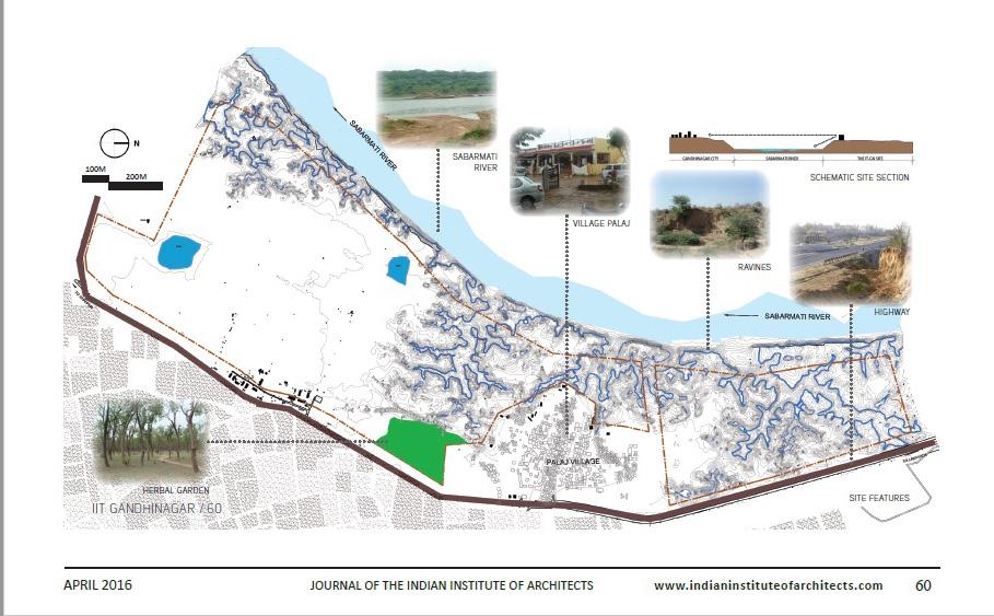 Iit Gandhinagar Master Planning By Space Design