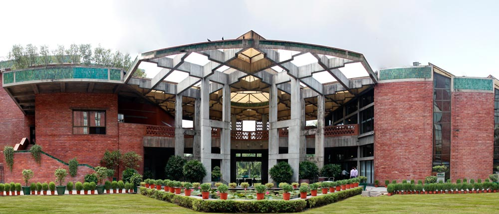 17 Offbeat Places in India Every Architect Must Visit - India Habitat Centerby Joseph Stein