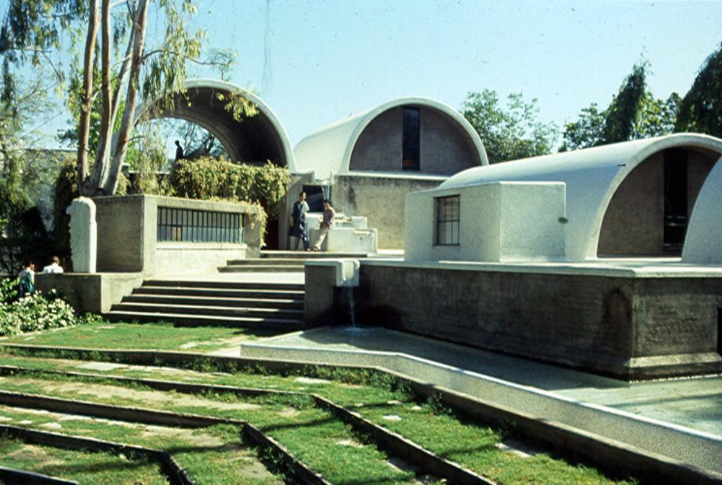 17 Offbeat Places in India Every Architect Must Visit - Sangath by B V Doshi