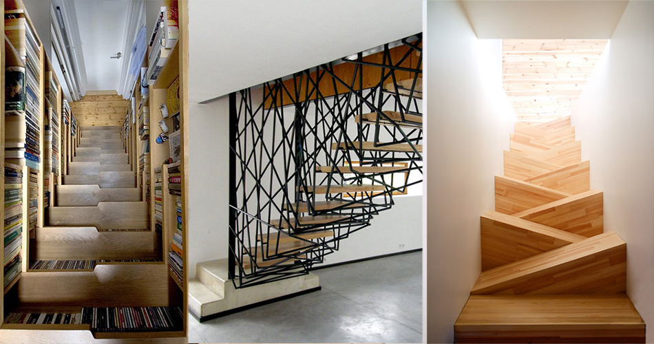 10 Amazing And Creative Staircase Design Ideas