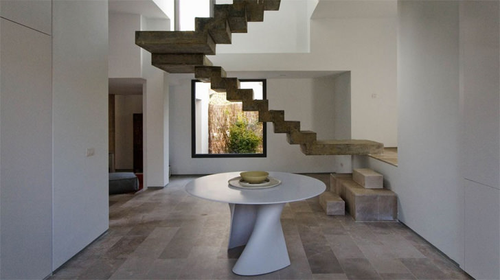 10 Amazing and Creative Staircase Design Ideas – Rethinking The ...