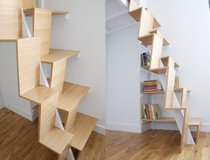 Creative Staircase Design Ideas: 10 Amazing And Creative Staircase Design Ideas