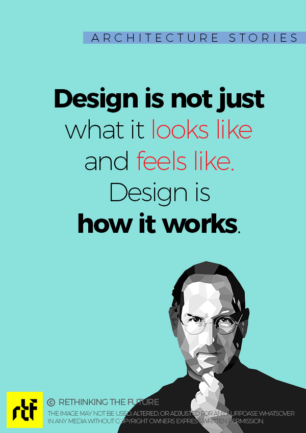 Design is more than how it looks or feels.