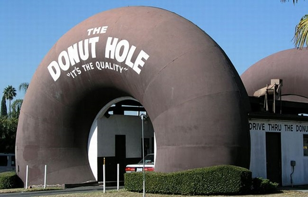 10 Brand New Buildings Every Architect Must See! - Big Donut Building