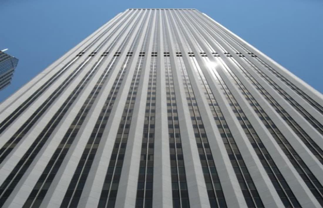 The 10 Worst Architecture Fails - The Aon Center