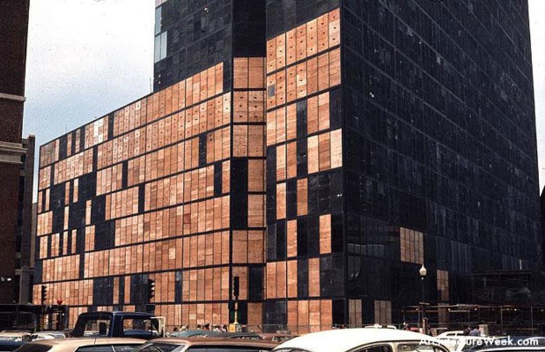 The 10 Worst Architecture Fails - John Hancock Tower