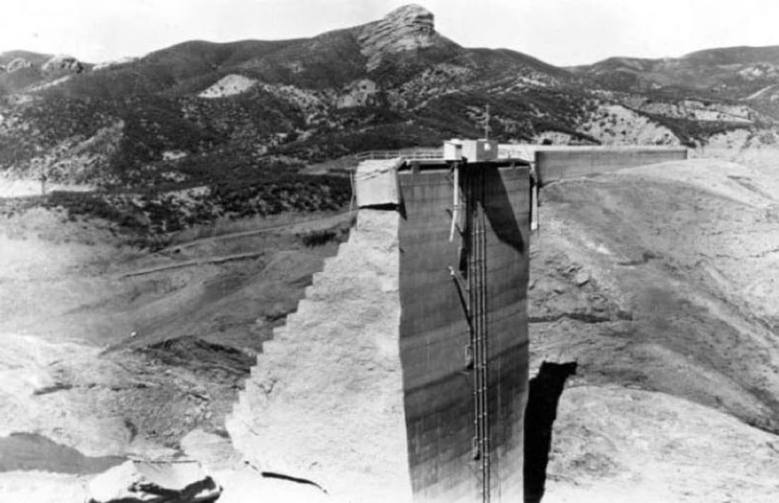 The 10 Worst Architecture Fails - St. Francis Dam