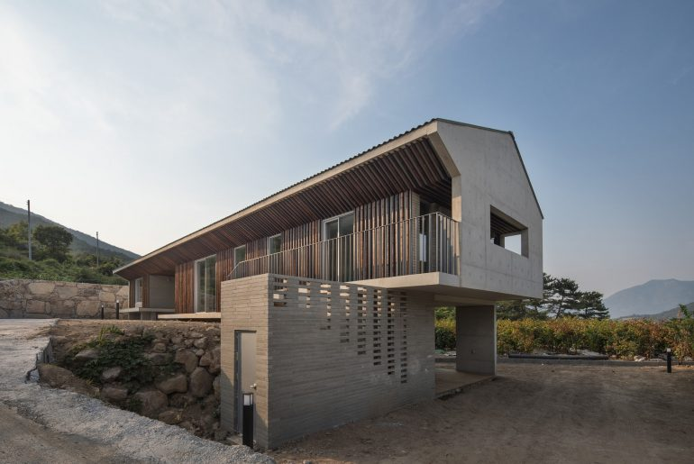 Grandpa's Cool House By architect-k - Sheet6