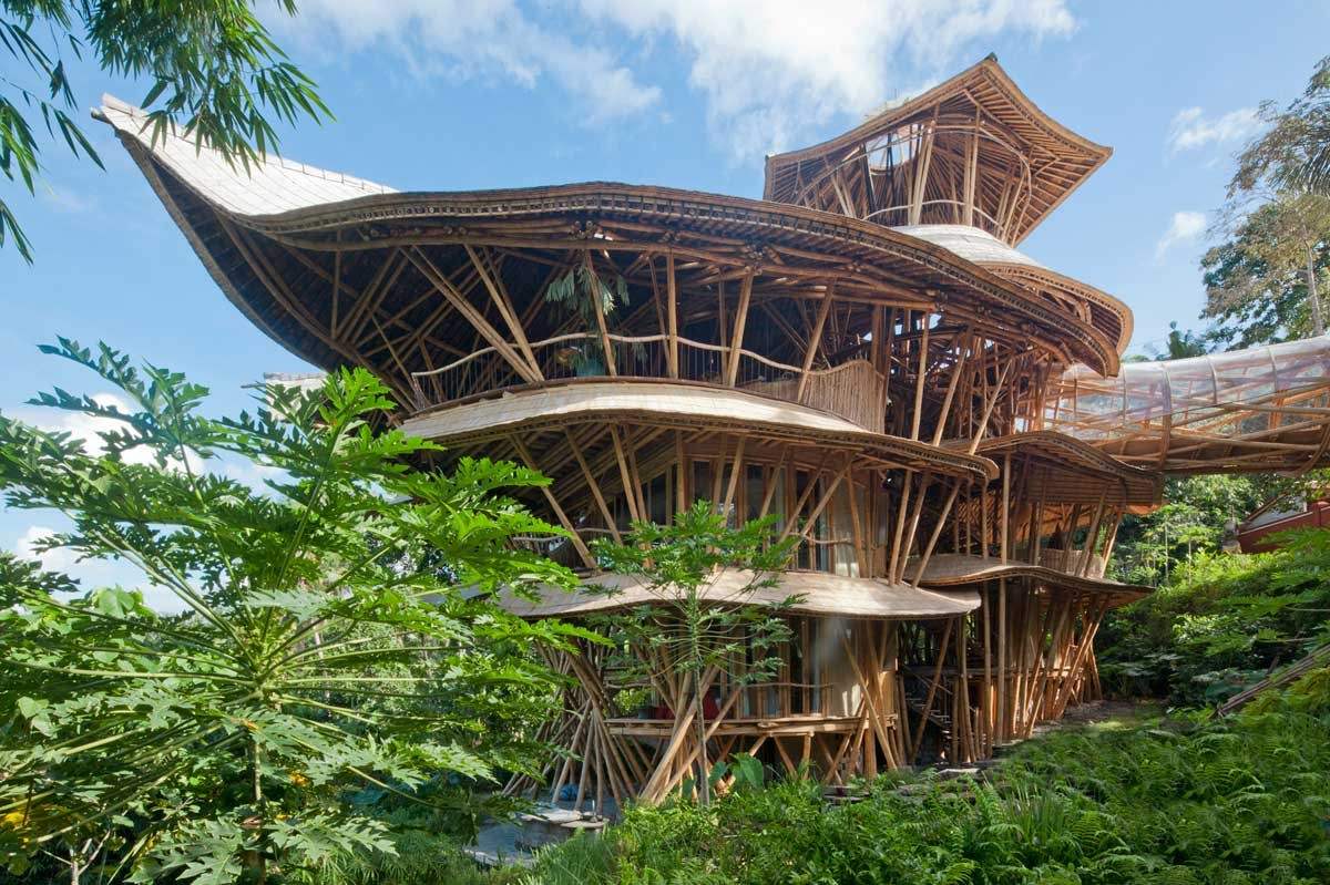 How is Bamboo redefining architecture in recent times? - Sheet2