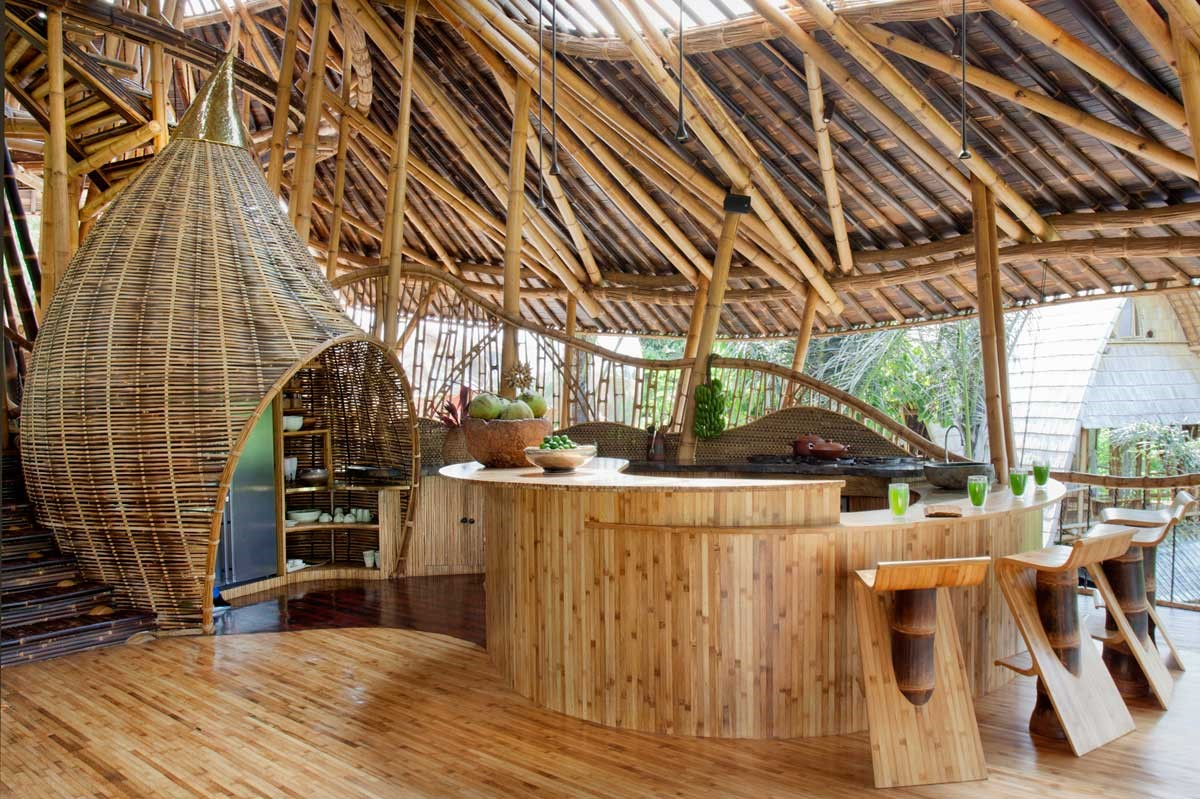 How is Bamboo redefining architecture in recent times? - Sheet3