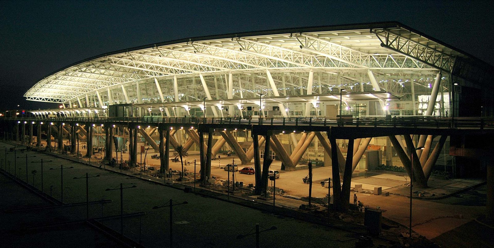 Chennai Airport by Creative Group | Top Architects in India