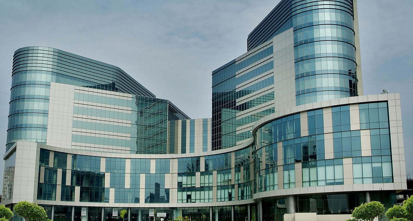 IRIS Welldone IT Park, Gurgaon by Sikka Associates Architects