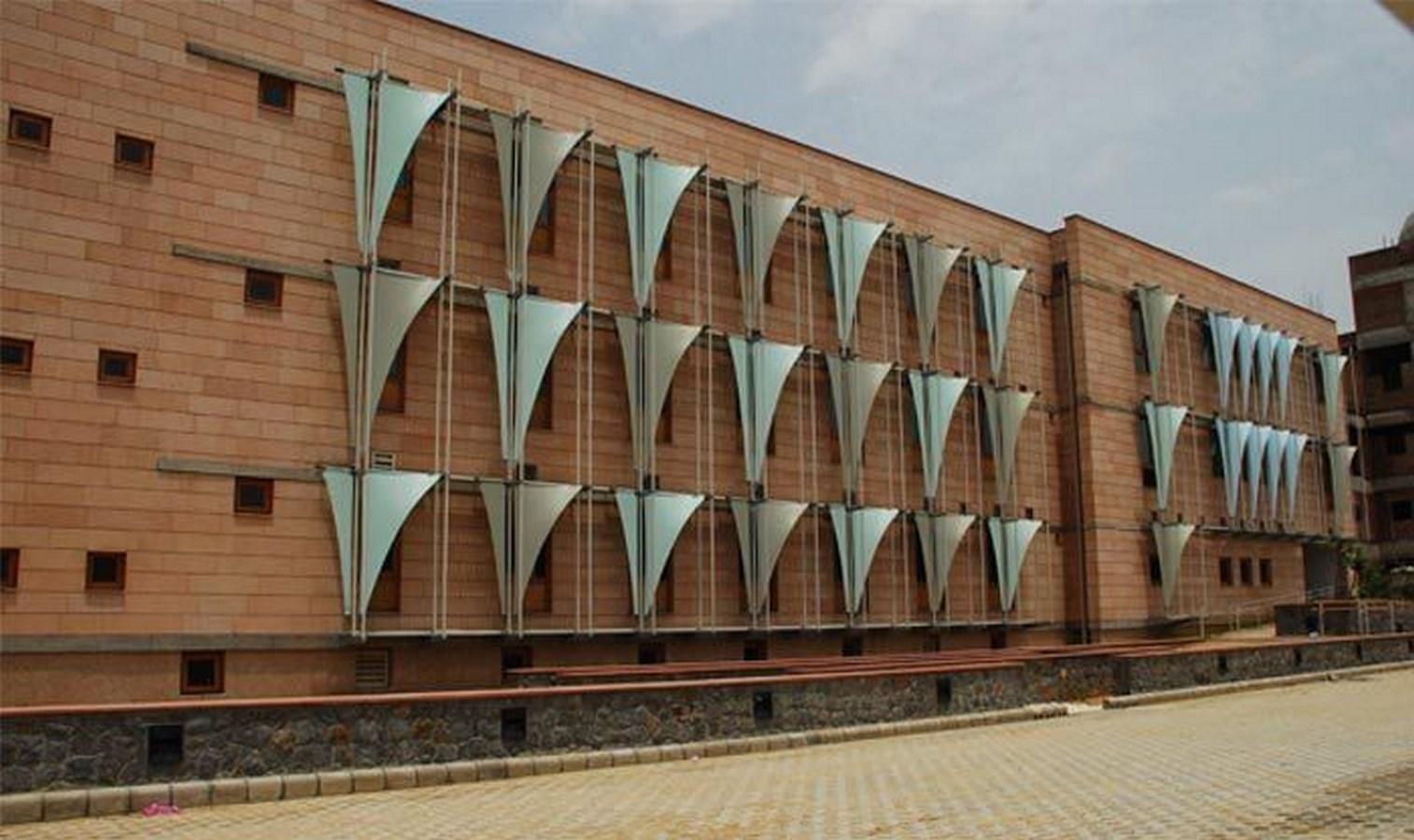 IRRAD Gurgaon by Ashok B Lall Architects