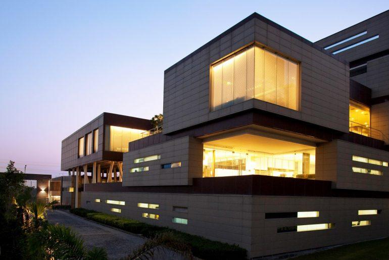 India Glycols Headquarters By Morphogenesis - Sheet1