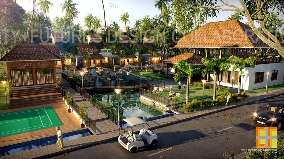 Top 40 Architecture Firms in Kerala - City Futures Design Collaborative, Kochi
