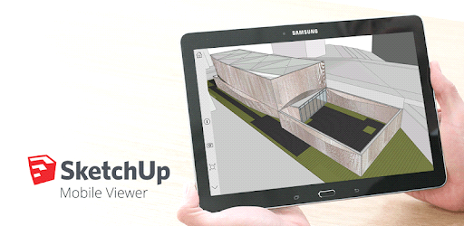 10 Architecture Apps To Try - SketchUp Viewer (iOS/Android)