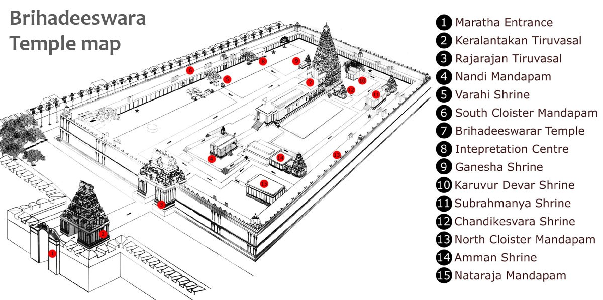 A Marvel of Dravidian Architecture: The Brihadeeswara Temple - Sheet4