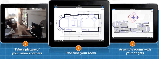 10 Architecture Apps To Try - MagicPlan (iOS/Android)