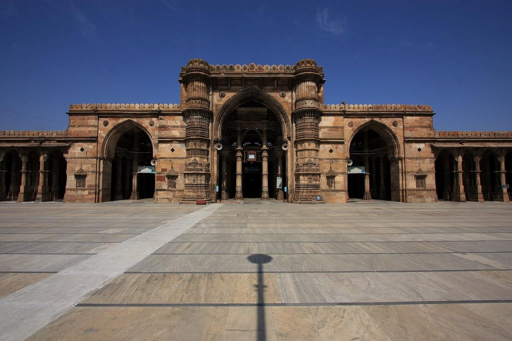 Places Architects must visit in Ahmedabad - Sheet1