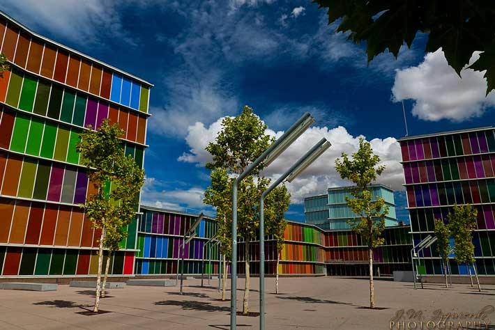 Use of Color in Building Facades - Sheet2