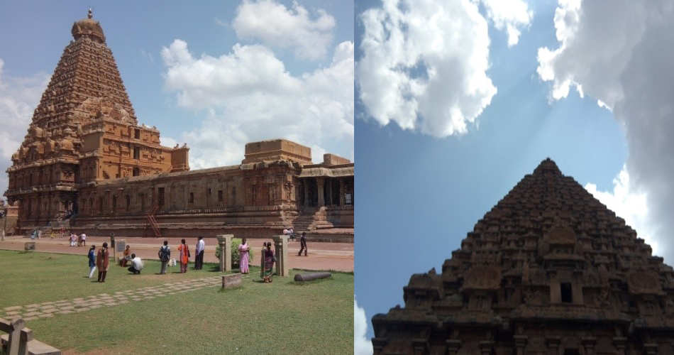 A Marvel of Dravidian Architecture: The Brihadeeswara Temple - Sheet5