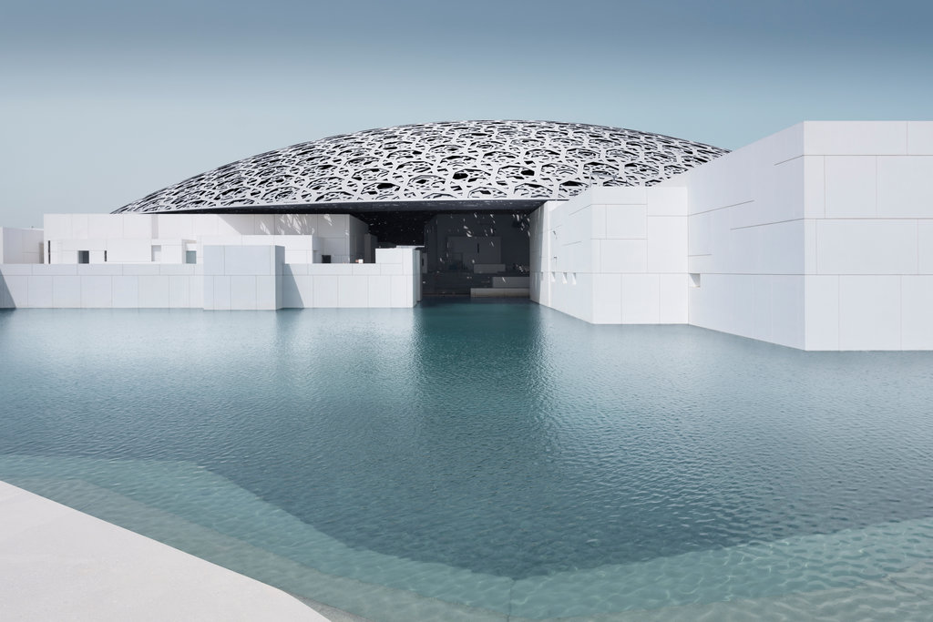 The Louvre Abu Dhabi – A place of discovery - Sheet1
