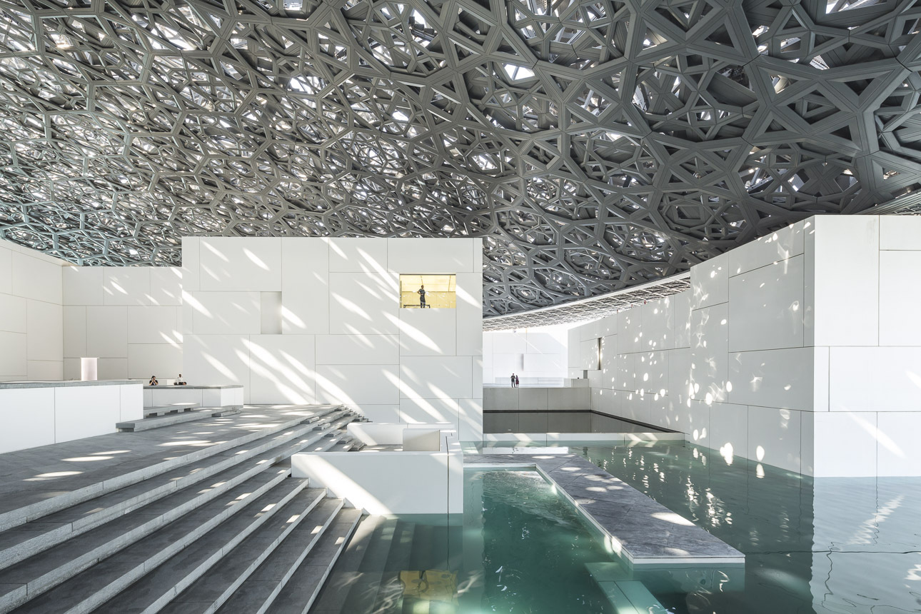 The Louvre Abu Dhabi – A place of discovery - Sheet3
