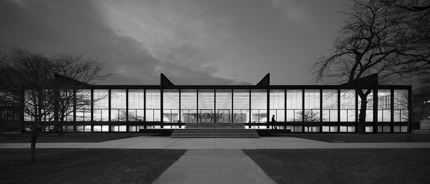 Commemorating Architects on their Birthdays: Mies van der Rohe - Sheet5