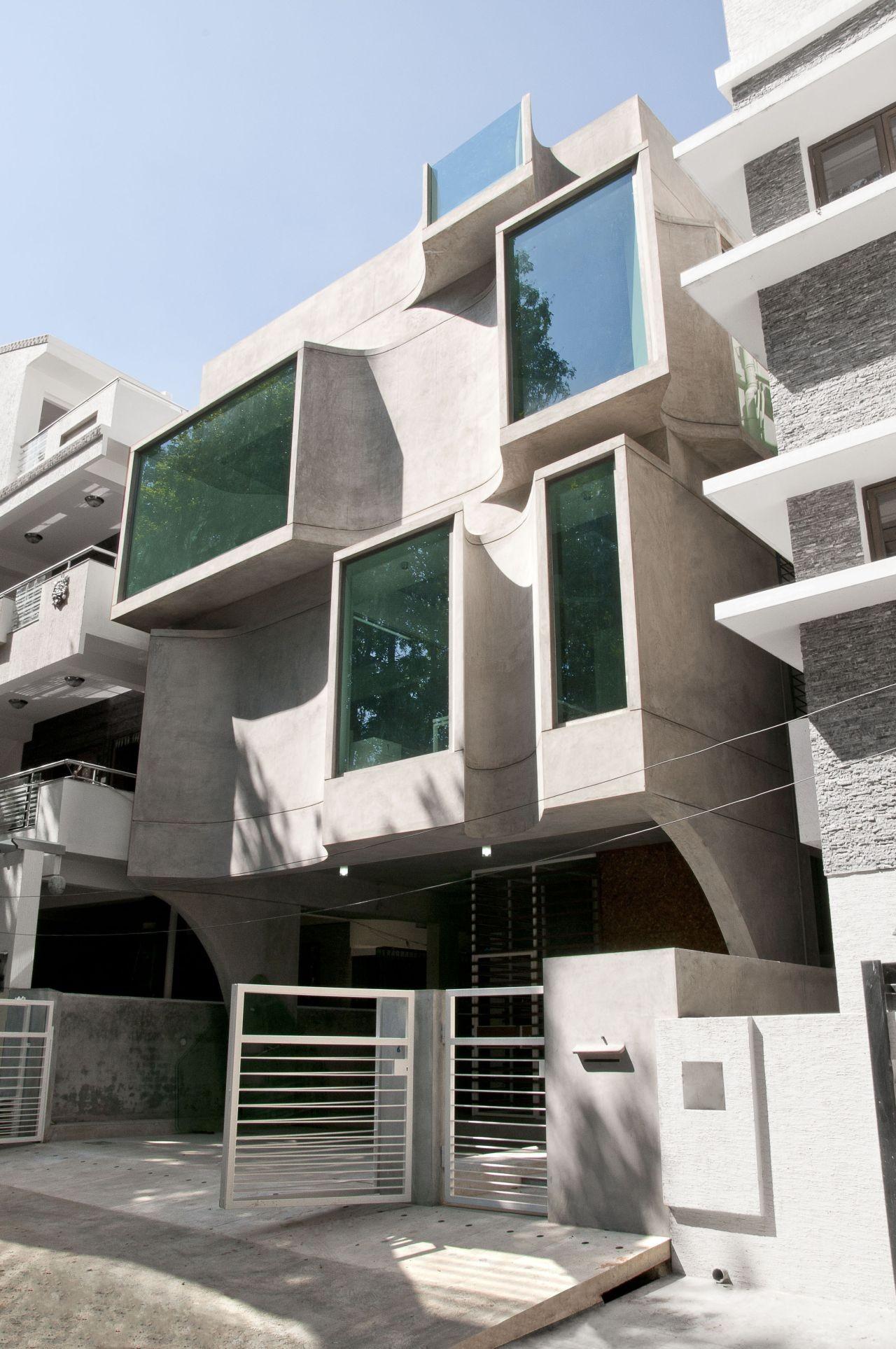 Top 50 Architecture Firms in Bangalore - Sujit Nair Design Group (SDeG)