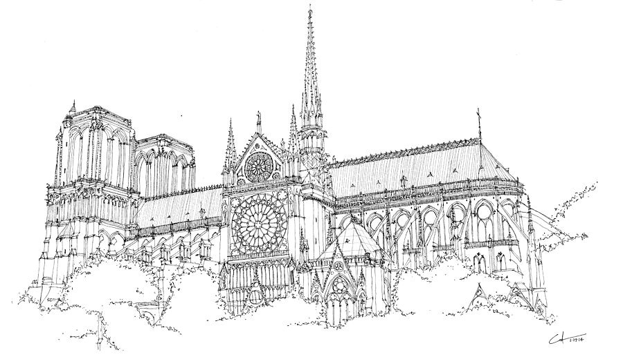 Rising From The Ashes: Notre Dame - Sheet1