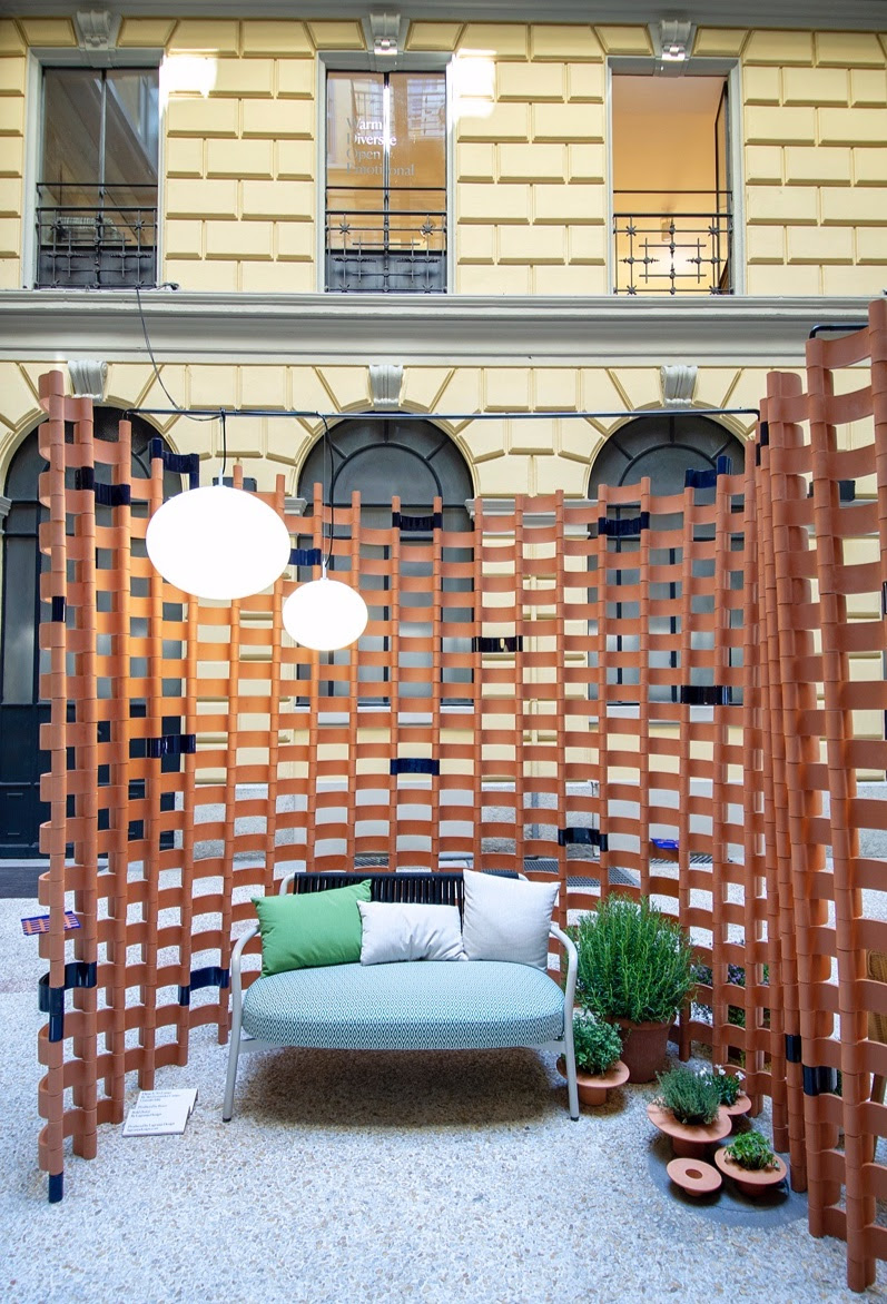 This Architectural Exhibition got 10,000 Visitors at Milan Design Week - Sheet2