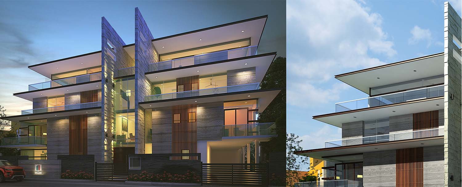 Top 50 Architecture Firms in Bangalore - Dutta Kaanan & Partners