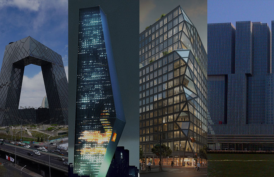 20 works of rem koolhaas every architect should visit - Should i be an architect ...