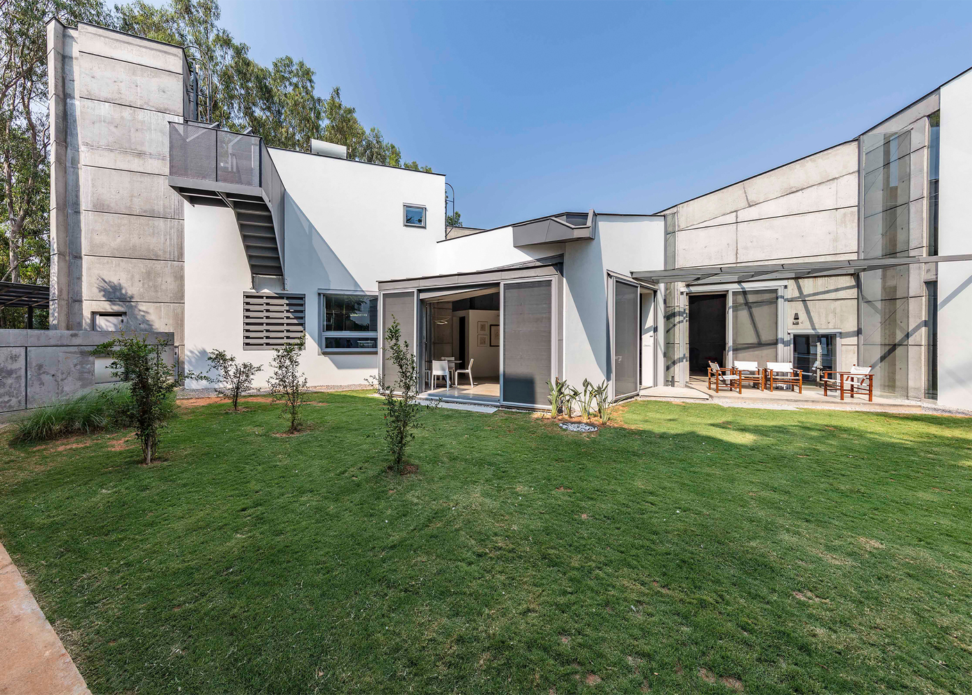 Top 50 Architecture Firms in Bangalore - Mathew and Ghosh Architects