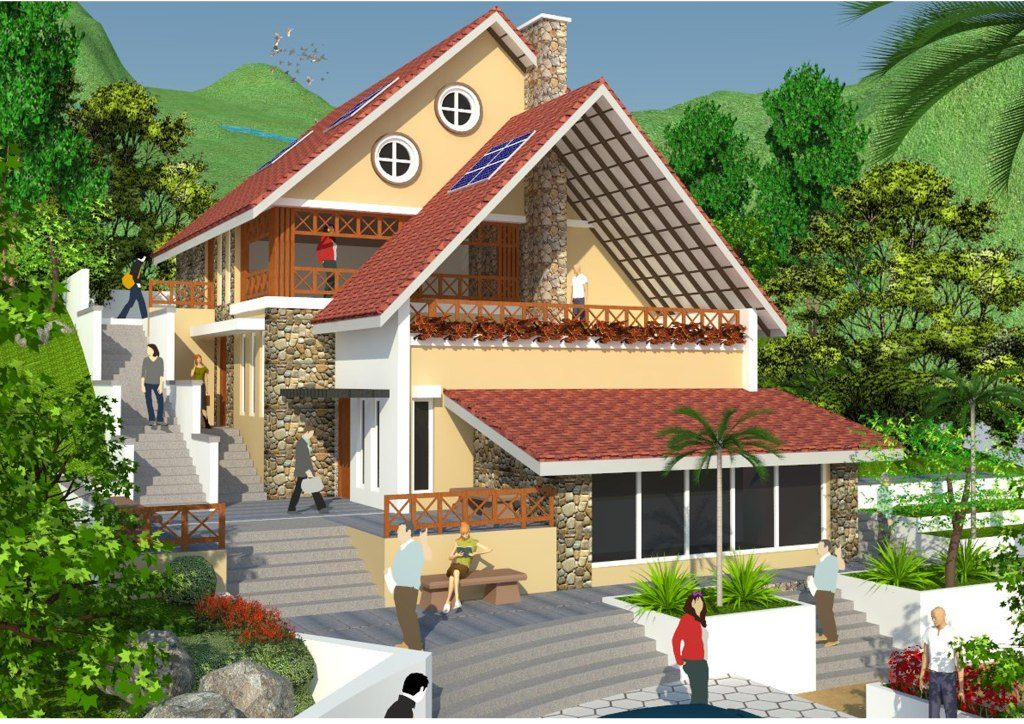 Top Architecture Firms in Coimbatore - APK Architects