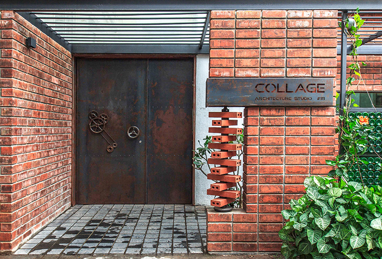 Eco friendly Architects in Bangalore India - Collage Architecture Studio