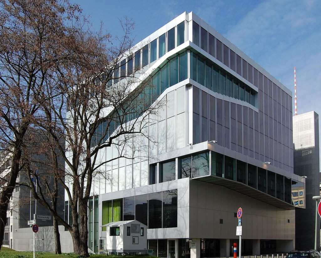 20 Works of Rem Koolhaas Every Architect should visit - Embassy of the Netherlands in Berlin