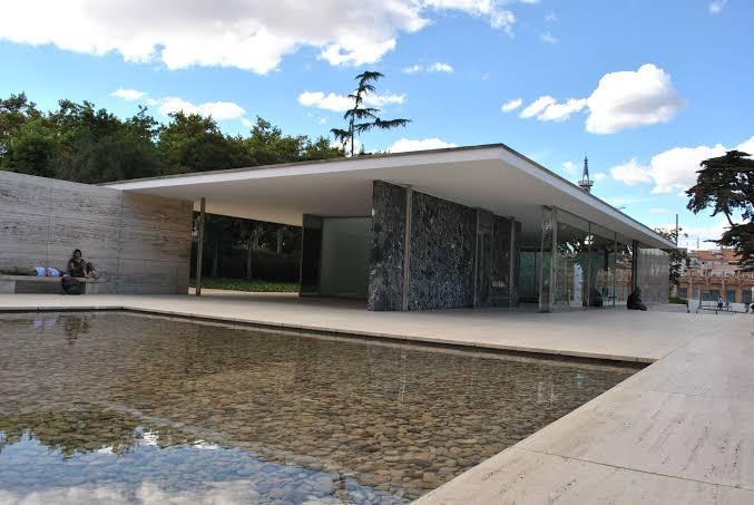 20 Buildings in Europe Every Architect must visit - Barcelona Pavilion, Spain