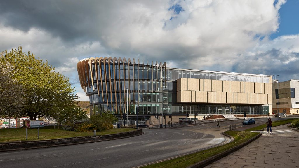Top 30 Architecture Firms in Bristol England - AHR