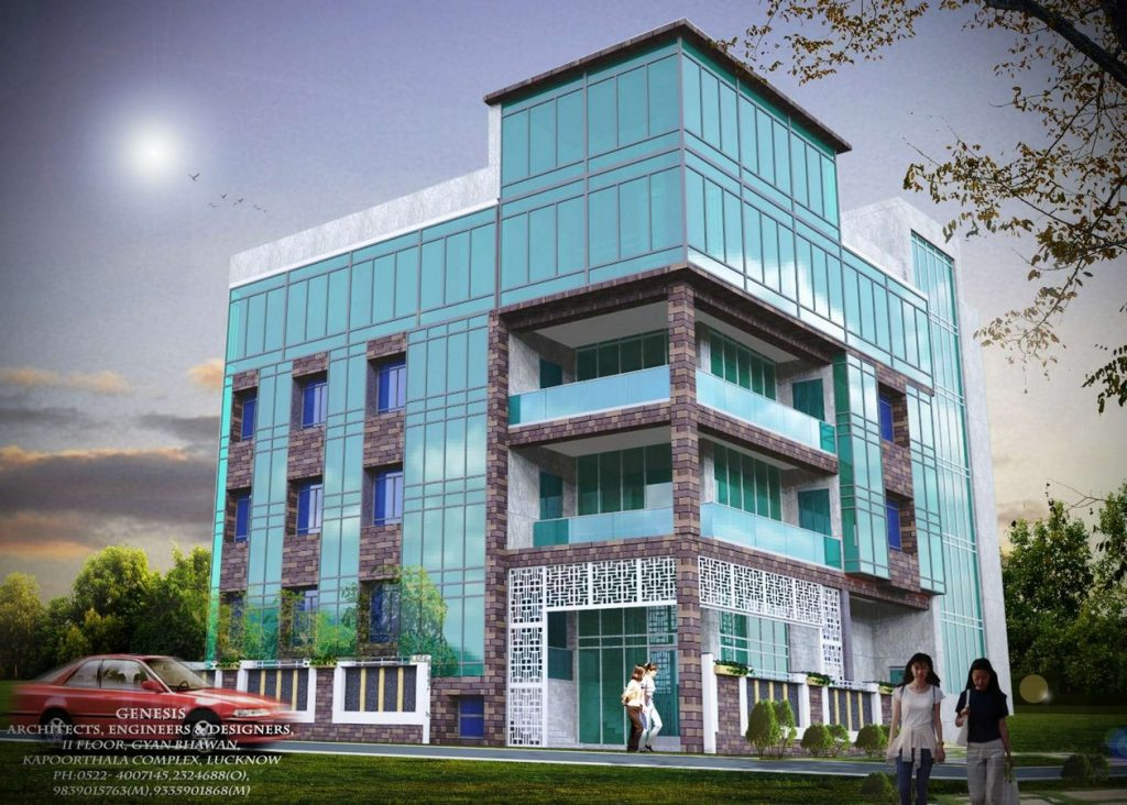 Top 30 Architecture Firms in Lucknow - Genesis Architecture