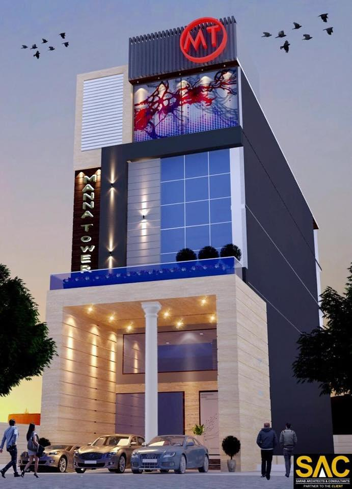 Top 30 Architecture Firms In Chandigarh - Sarabh Architect and Consultants