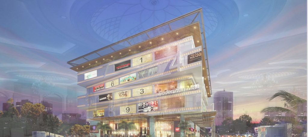 Sudershan Mall by Simha Architects