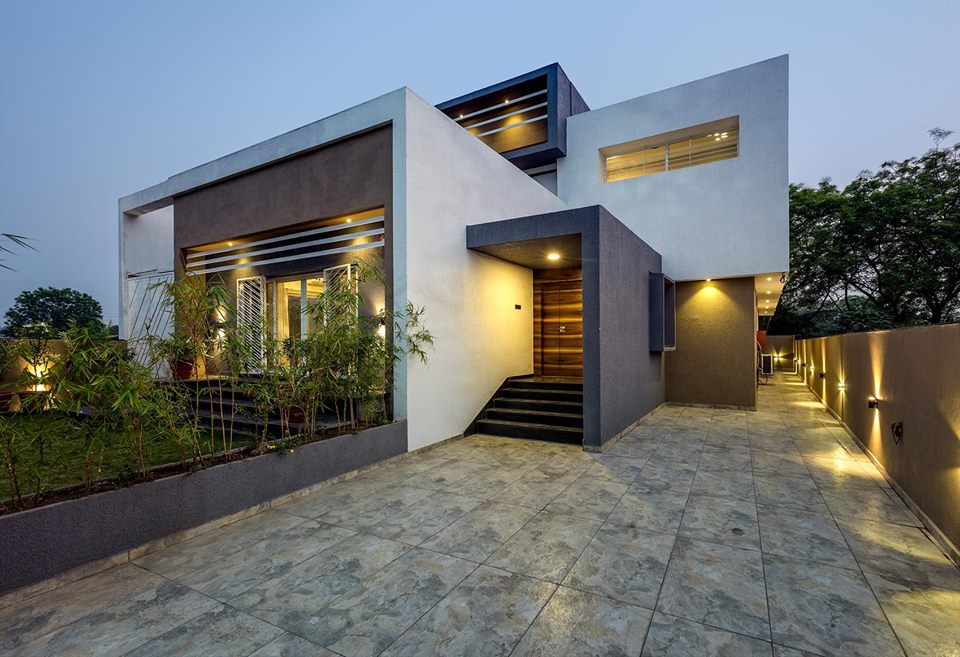 Top 40 Architecture Firms In Pune - 4th Axis Design Studio