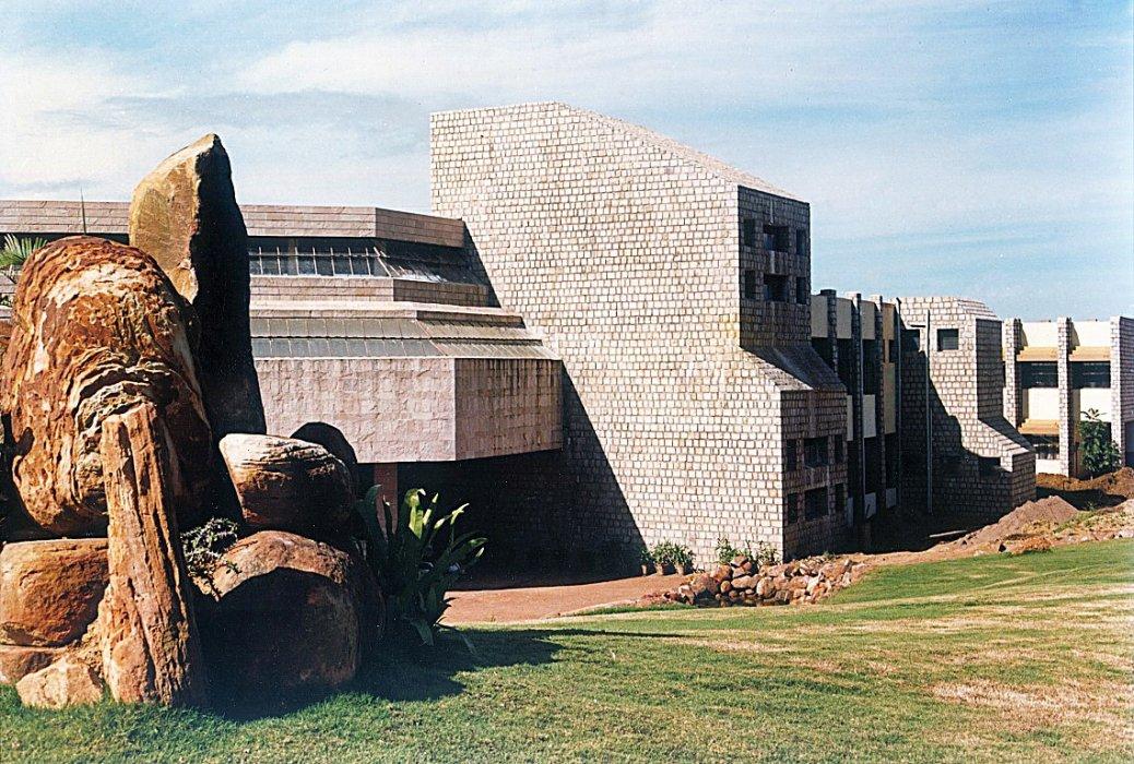Institute by Shirish Beri